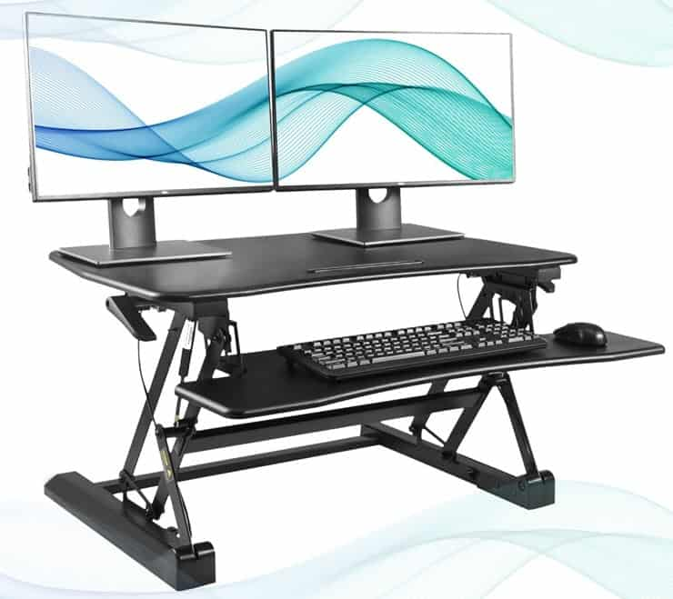 Fezibo Standing Desk Converter Review