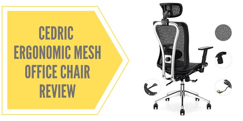 Cedric Ergonomic Mesh Office Chair Review