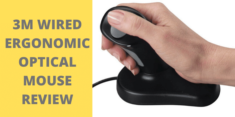 3M Ergonomic Optical Mouse Review