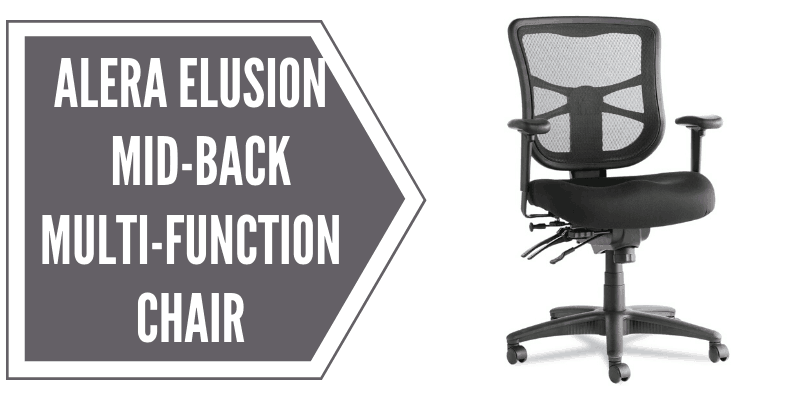 Alera Elusion Mid-back Multifunction Chair Review