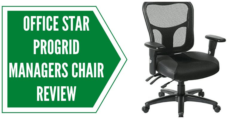 Office Star ProGrid Managers Chair Review